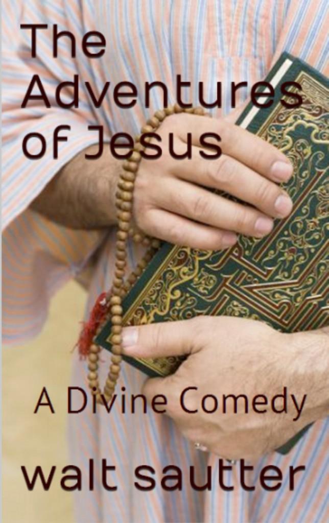 Jesus Kindle Cover Creator